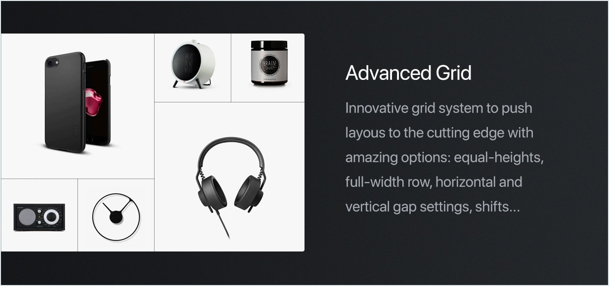 Advanced Grid